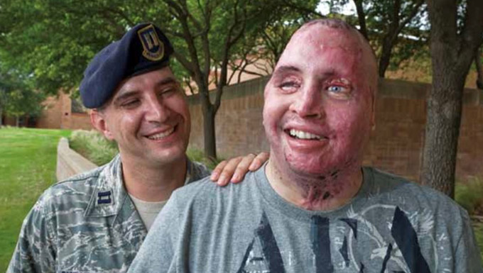 Airman has straight talk about PTSD and getting help