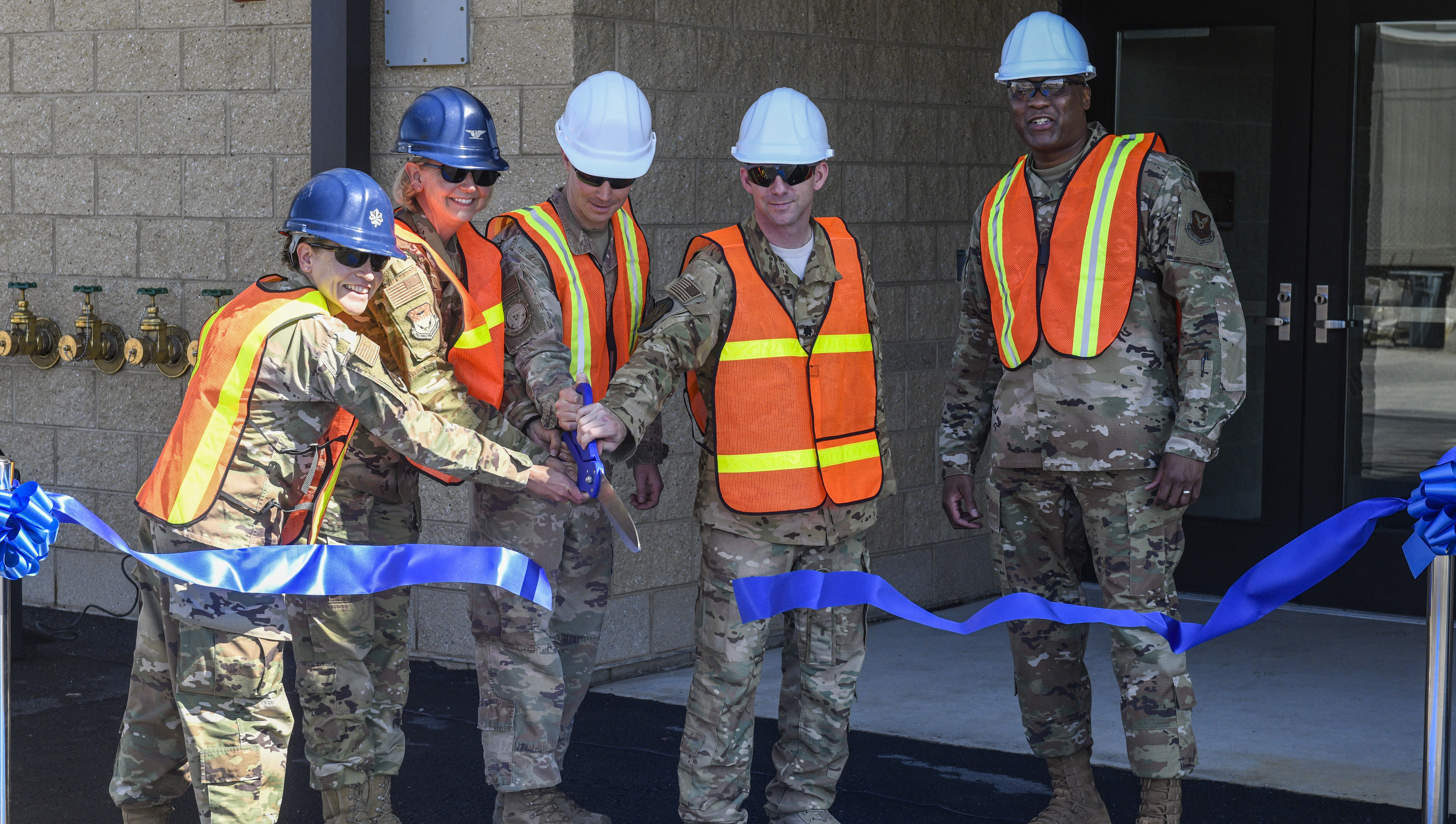 Malmstrom's New Tactical Response Force/Helicopter Operations Alert Facility
